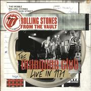 Click here for more info about 'Rolling Stones - The Marquee Club: Live In 1971'
