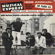 Click here for more info about 'Rolling Stones - The New Musical Express Annual 1966'