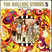 Click here for more info about 'Rolling Stones - The Rolling Stones / 5 + Poster'