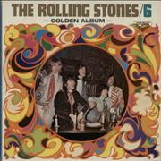 Click here for more info about 'The Rolling Stones / 6 - Golden Album'