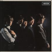 Click here for more info about 'Rolling Stones - The Rolling Stones - 2nd [A] F/B - EX'