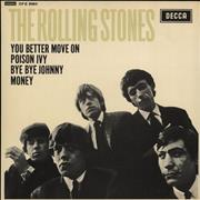 Click here for more info about 'Rolling Stones - The Rolling Stones EP - 1st - WOL'