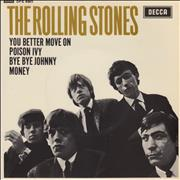 Click here for more info about 'Rolling Stones - The Rolling Stones EP - 1st - EX'
