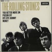Click here for more info about 'Rolling Stones - The Rolling Stones EP - 1st'