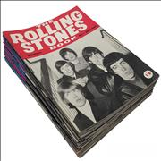 Click here for more info about 'The Rolling Stones Monthly Book - Complete Set'