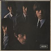 Click here for more info about 'The Rolling Stones No. 2 - 2nd - VG - Non Flipback'