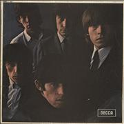 Click here for more info about 'The Rolling Stones No. 2 - 3rd - VG+'