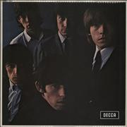 Click here for more info about 'The Rolling Stones No. 2 - 3rd - BM - EX'