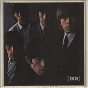 Click here for more info about 'Rolling Stones - The Rolling Stones No. 2 - 4th - VG'