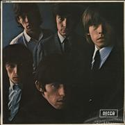 Click here for more info about 'Rolling Stones - The Rolling Stones No. 2 - 6th - Ungrooved Label'
