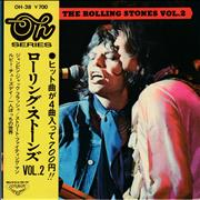 Click here for more info about 'Rolling Stones - The Rolling Stones Vol.2 E.P. - Gatefold + Obi'