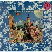 Click here for more info about 'Rolling Stones - Their Satanic Majesties Request - White Vinyl'