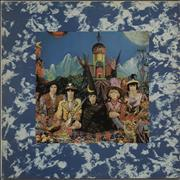 Click here for more info about 'Their Satanic Majesties Request - Sunshine Label'