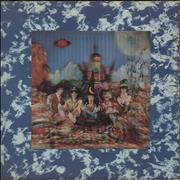 Click here for more info about 'Their Satanic Majesties Request - 1st - Label variant - VG'