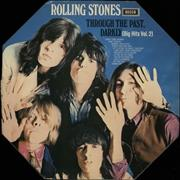 Click here for more info about 'Rolling Stones - Through The Past Darkly - 1st (a) - Oct - EX'