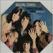 Click here for more info about 'Rolling Stones - Through The Past Darkly - 2nd - Oct - VG+/EX-'