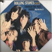 Click here for more info about 'Rolling Stones - Through The Past Darkly - 2nd - Oct - EX'