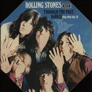 Click here for more info about 'Rolling Stones - Through The Past Darkly - 3rd - Oct - woc'