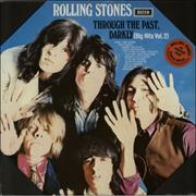 Click here for more info about 'Rolling Stones - Through The Past Darkly - Green Vinyl'