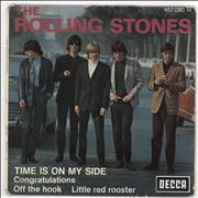 Click here for more info about 'Rolling Stones - Time Is On My Side - VG'