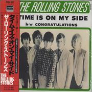 Click here for more info about 'Rolling Stones - Time Is On My Side - sealed'