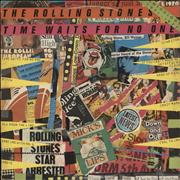 Click here for more info about 'Rolling Stones - Time Waits For No One - VG'