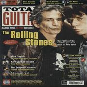 Click here for more info about 'Rolling Stones - Total Guitar - March 1999'