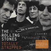 Click here for more info about 'Rolling Stones - Totally Stripped + Bonus DVD'
