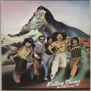 Click here for more info about 'Rolling Stones - Tour Of Europe '76 + Sticker'