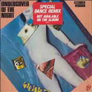 Click here for more info about 'Undercover Of The Night - stickered shrink'