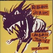 Click here for more info about 'Rolling Stones - Urban Jungle: Europe 1990 - 2 Inserts + Ticket Stub'