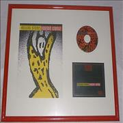 Click here for more info about 'Rolling Stones - Voodoo Lounge - Mick Jagger'