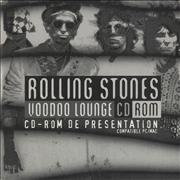 Click here for more info about 'Rolling Stones - Voodoo Lounge CD Rom'