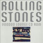 Click here for more info about 'Rolling Stones - Voodoo Lounge CD-Rom Handbill Poster - Pair Of'