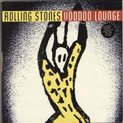 Click here for more info about 'Rolling Stones - Voodoo Lounge - Hype Stickered - EX'
