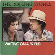 Click here for more info about 'Rolling Stones - Waiting On A Friend'
