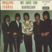 Click here for more info about 'Rolling Stones - We Love You - 5-71'