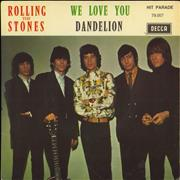 Click here for more info about 'Rolling Stones - We Love You'