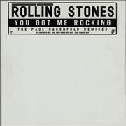 Click here for more info about 'Rolling Stones - You Got Me Rocking - The Paul Oakenfold Remixes'