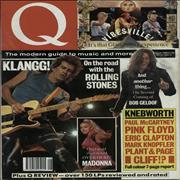 Click here for more info about 'Rolling Stones - Q - August 1990'