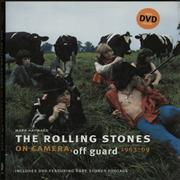 Click here for more info about 'Rolling Stones - The Rolling Stones: On Camera, Off Guard 1963-69 + DVD'