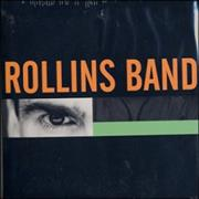 Click here for more info about 'Rollins Band - 7 Track Sampler'