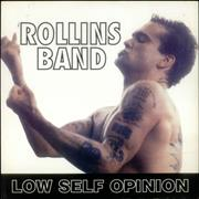 Click here for more info about 'Rollins Band - Low Self Opinion'