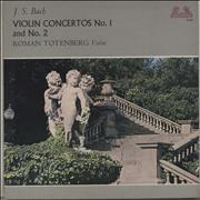 Click here for more info about 'Bach: Violin Concertos No. 1 and No. 2'