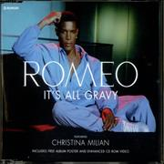 Click here for more info about 'Romeo - It's All Gravy'