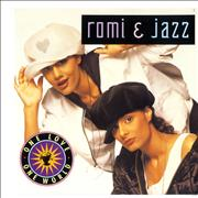 Click here for more info about 'Romi & Jazz - One Love One World'
