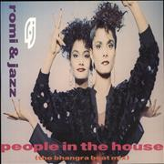 Click here for more info about 'Romi & Jazz - People In The House'