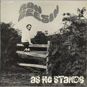Click here for more info about 'Ron Geesin - As He Stands'