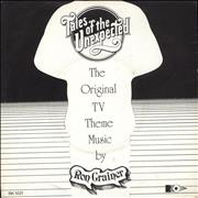 Click here for more info about 'Ron Grainer - Tales Of The Unexpected - 3rd - Red / White label + Sleeve'