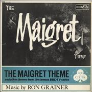Click here for more info about 'Ron Grainer - The Maigret Theme'